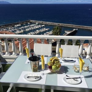 Photo for LOS GIGANTES-TENERIFE-PENTHOUSE WITH 2 BEDROOMS.