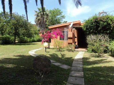 Photo for COSTA REI - Comfortable villa 50 meters from the sea surrounded by greenery