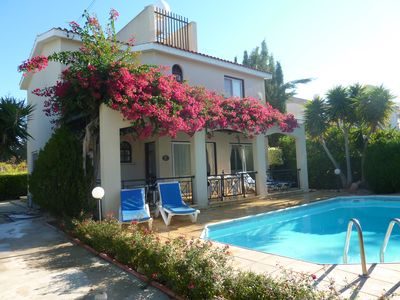 Photo for Beautiful Villa With Private Pool And Mature Gardens