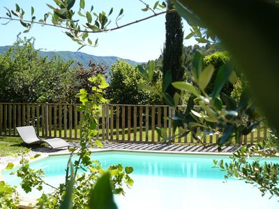 Photo for Tillleul & Company *** Charming cottage with pool 4-5 pers.