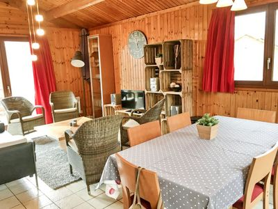 Photo for Vacation home Kaleïdoscope in Somme-Leuze - 8 persons, 4 bedrooms