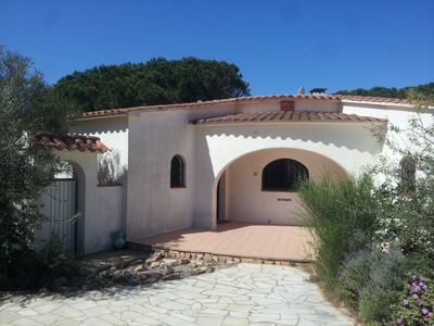 Photo for Pretty house in l'Escala 1 km from Riells and Montgo beaches, free Wifi