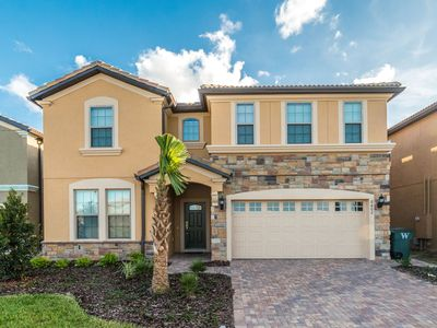 Photo for Luxury Brand New Windsor at Westside Home, South-Facing Pool/Spa, Mins to Disney