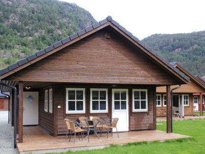 Photo for Vacation home Camp Rullestad AS (FJH332) in Rullestad - 6 persons, 2 bedrooms