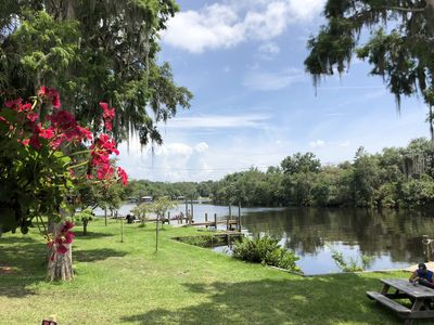 Photo for 754 Riverview River House 3Bd/2Ba sleeps 6
