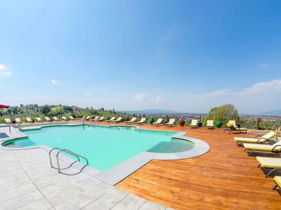 Photo for Petit Florence Apartment | Swimming pool, Health Center, Technogym