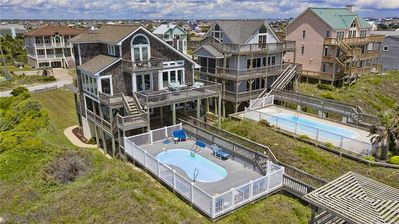 Photo for Seabiscuit: 5 BR / 3.5 BA house in Atlantic Beach, Sleeps 10