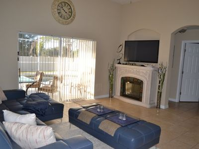 Photo for Enjoy Orlando With Us - Sand Hill - Feature Packed Spacious 4 Beds 3 Baths Villa - 11 Miles To Disney