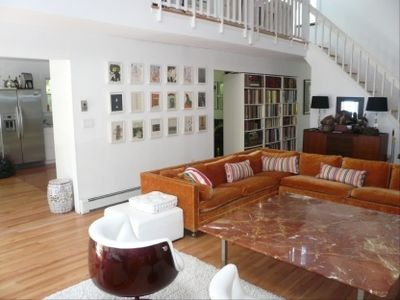 Photo for LARGE renovated E. Hamp contemporary suitable for 10+ people or just your family