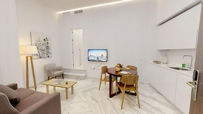 Photo for Catedral Cool V apartment in Santa Cruz – Catedral with WiFi, integrated air conditioning, shared t…