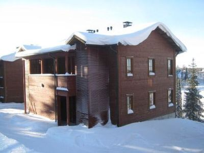 Photo for Vacation home Länsirinne c 12 in Kuusamo - 6 persons, 2 bedrooms