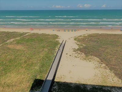 """Photo for """"Not Just An Oceanfront Rental, but An Oceanfront Experience!"""" Pets are welcome!"""