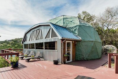 Dome Sweet Dome - stay in a one of a kind dome with incredible downtown views!