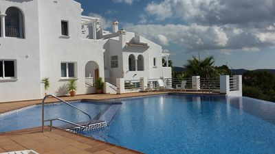 Photo for New bungalow in Moroccan style with beautiful and very large swimming pool