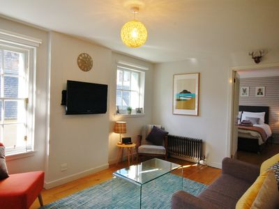 Photo for Peaceful courtyard setting in city centre location .The Hidden Gem,New Town