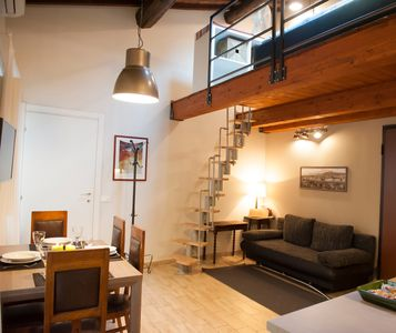 Photo for Florence Star Apartment, parking, free WiFi, 4 + 2 guests