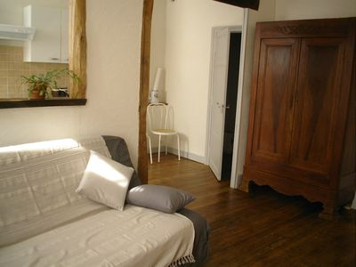 Photo for 1BR Apartment Vacation Rental in Beaumont-De-Lomagne, Occitanie