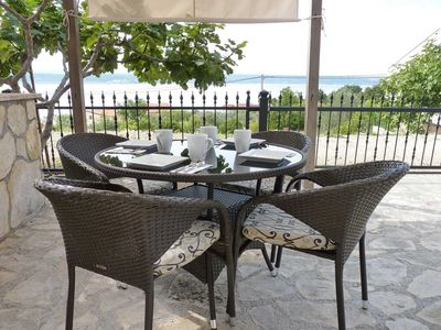 Photo for 1BR Apartment Vacation Rental in Jasenice