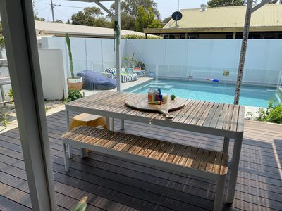 Photo for Point Lonsdale Beach House with Pool