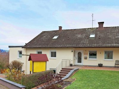 Photo for Comfortable holiday home in the Weser Uplands with terrace and use of the garden