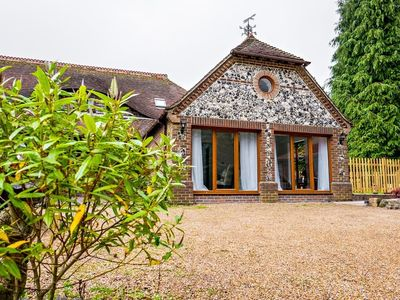 Photo for Woodpecker Lodge      -  a house that sleeps 6 guests  in 3 bedrooms