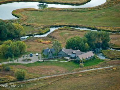 Photo for Fly fish, kayak, birdwatch- 400 acre private ranch with 2 miles of spring creek
