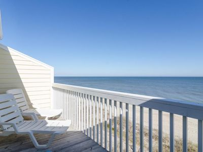 Photo for Enjoy the resort amenities at this oceanfront condo with pool