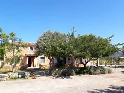 Photo for finca in the center of mallorca with a lot of tranquility and good views
