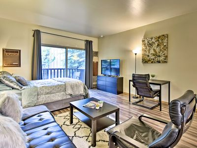 Photo for NEW! Park City Studio w/ Balcony-Close to Downtown