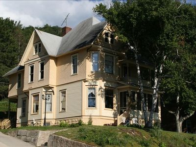 Photo for Tritsch House B&B Beautifully Restored Queen Anne  Alma WI - Central Air