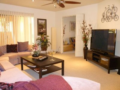 Photo for Luxury Poolside Condo Elegantly Furnished a Home away from home