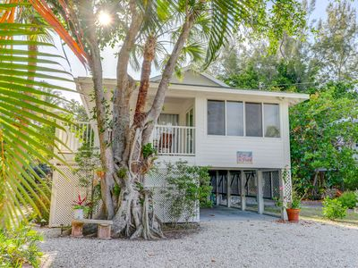 Photo for The Lois Pearl: Charming, Pet-Friendly, Near Beach Cottage with Private Pool!