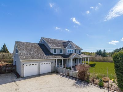 Photo for NEW: Secluded Water Mill Home Near Beach and Town!