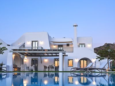 Photo for R148 Exclusive Luxury Two Villas + Guesthouse Full Complex 2 Private Pools BBQ Daily Cle