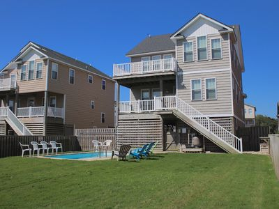 Photo for Now Playing - Private Pool and Close to the Beautiful Beach!