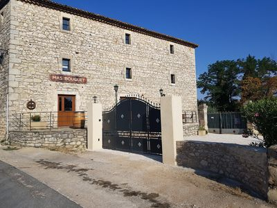 Photo for Charming cottage in Cévennes 15 people with swimming pool and SPA