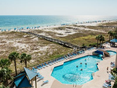 Photo for Beautiful Views, Beautiful 3bed/2bath Condo, Perfect Condo For A Beach VACATION!