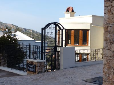 Photo for Magnificent Villa With Sea Views, Private Pool, private parking for 1 car.
