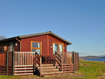 Photo for 3 bedroom Log Cabin in Lochgilphead - A466E