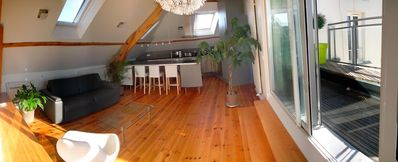 Photo for 1BR Apartment Vacation Rental in Angers, Pays De La Loire