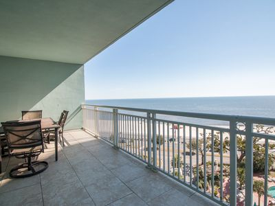 Enjoy Spectacular Beach & Pool Views Plus Resort Amenities at this Lovely Condo