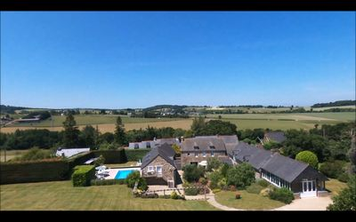 Photo for 6BR Country House / Chateau Vacation Rental in Le Mené, Bretagne
