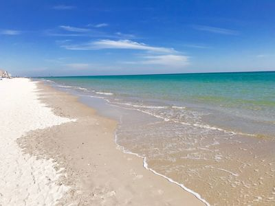 Photo for Beachfront Condo with Gulf Views, Harbor House #23,  newly renovated