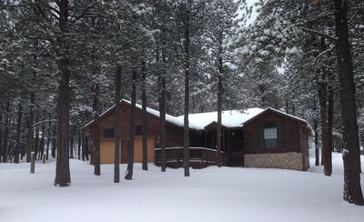 Photo for Woodlands Retreat: Close To Golf Course And Ski Slopes