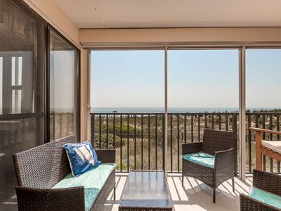 Photo for Amber Waves 101 - Oceanfront with Pool, Premium Cable, Great Views!