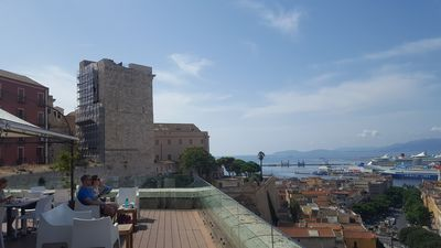 Photo for Characteristic Apartment in the Historical Medieval Center of Cagliari, Castello