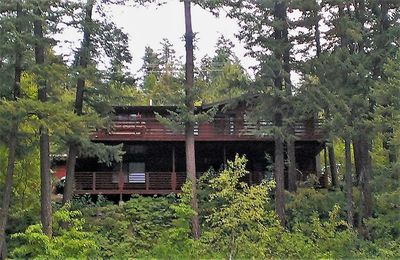 Photo for Vacation Home on Beautiful Swan Lake in Quiet Emerald Bay