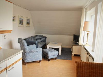 Photo for Large 2-room apartment - Haus Achterndiek Sylt