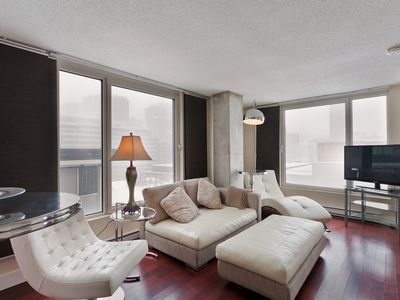 The south beach style apartment - Old Montreal
