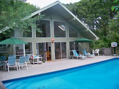 Photo for Private / Contemporary / 3 Bedroom / With Pool&Deck /3 WEEK MIN IN AUG.